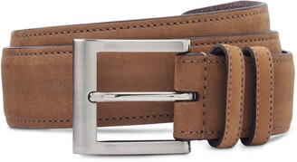 Allen Edmonds Wide Leather Belt