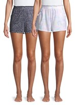 Secret Treasures Women's and Women's Plus Sleep Shorts, 2-Pack