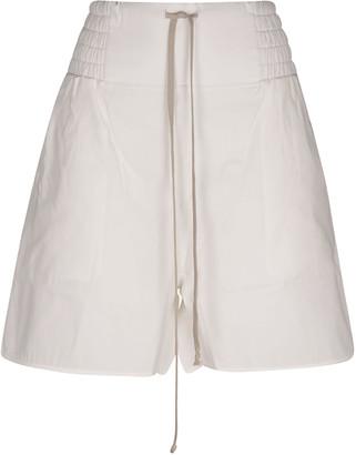 Drkshdw High-waist Boxer Shorts