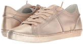 Dolce Vita Zalen Metallic Lace Up Sneaker