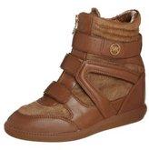 SKID Hightop trainers brown