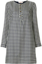 Tory Burch square print dress
