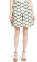 Tory Burch Women's Pier A-Line Skirt
