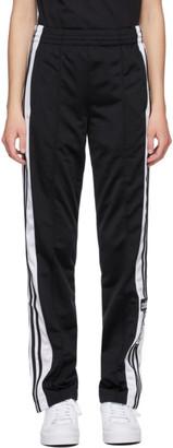 adidas Black Adicolor Classics Adibreak Track Pants
