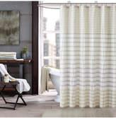 """Ink+ivy INK+IVY Sutton Cotton 72"""" x 72"""" Stripe Seersucker Shower Curtain"""
