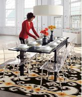 CB2 Meridian Dining Table