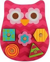 Stephen Joseph Owl Wooden Peg Puzzle