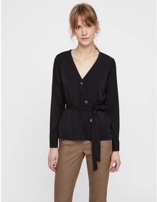 Vero Moda V-Neck Long-Sleeved Blouse