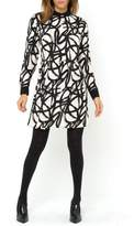 Gat Rimon All-Over Print Dress