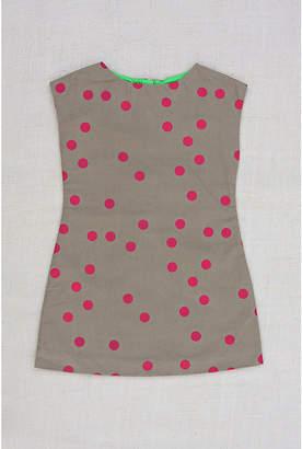 Joyfolie Girls' Allie Tan Cotton Dress