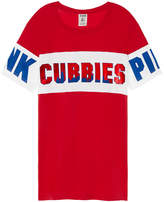 PINK Chicago Cubs Campus Short Sleeve Tee