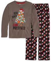 CLOUD 9 Holiday 2 Piece Pajama Set - Boys 4-20