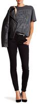 True Religion Curvy Skinny Black Jean