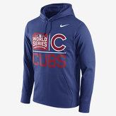 Nike 2016 World Series Bound (MLB Cubs) Men's Pullover Hoodie