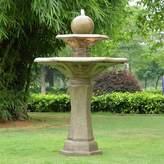 Kenroy Home Provence Outdoor Floor Fountain