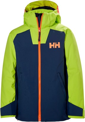 Helly Hansen Twister Waterproof Insulated Hooded Ski Jacket