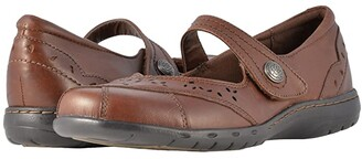 Cobb Hill Petra (Black) Women's Maryjane Shoes
