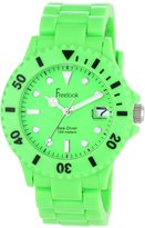 Freelook Women's HA1431-4 Sea Diver Neon Band Dial Watch