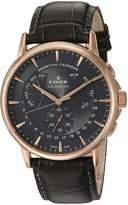 Edox Men's 01602 37R GIR Les Bemonts Analog Display Swiss Quartz Watch