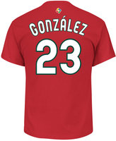 Majestic Men's Adrian Gonzalez Mexico World Baseball Classic Player T-Shirt