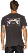 Billabong Boxed Arch Ss Tee