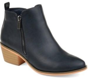 Journee Collection Women's Rebel Bootie Women's Shoes