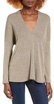 Lush Women's V-Neck Sweater