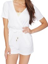 Athena Women's Caley Romper Cover up