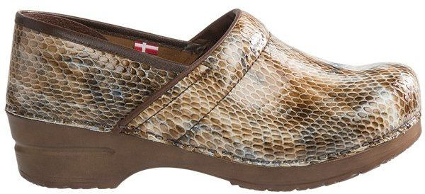 Sanita Professional Sonora Clogs - Closed Back (For Women)