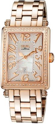 Gevril Women's Mezzo Diamond Watch