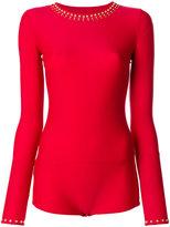 Maison Margiela long sleeve studded body