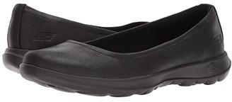 SKECHERS Performance Go Walk Lite - Gem (Black) Women's Flat Shoes