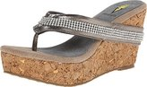 Volatile Women's Kala Wedge Sandal