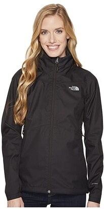 The North Face Resolve Plus Jacket (TNF Black 2) Women's Coat
