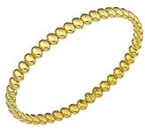 Chimento 18K Yellow Gold Armillas Acqua Collection Bead Link Bracelet