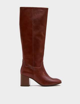 Vagabond Shoemakers Nicole Tall Boot in Cinnamon