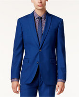 Bar III Men's Cobalt Slim-Fit Jacket, Only at Macy's
