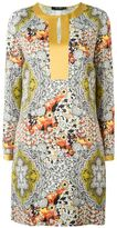 Etro arabesque print dress