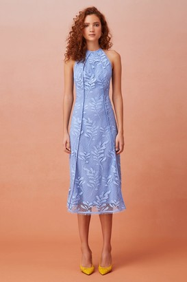Keepsake STORMS MIDI DRESS azzure