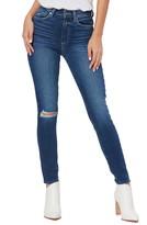 Paige Vintage Margot High Waist Ankle Skinny Jeans