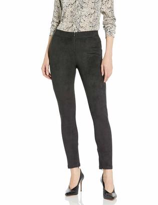 David Lerner Women's Front Zip Legging