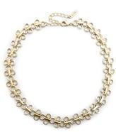 Luv Aj Women's Lace Link Choker Necklace