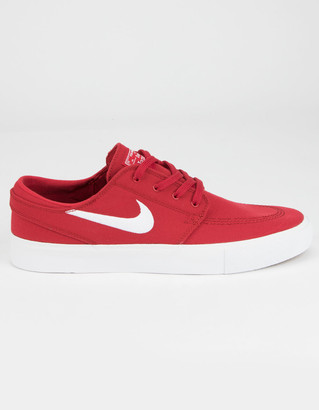 Nike SB Zoom Stefan Janoski Canvas RM Red Shoes