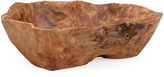 Torre & Tagus Rugged Carved Wood Bowl