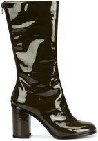 Marios vinyl mid-calf boots - women - Leather/Vinyl - 39