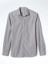 Banana Republic Heritage Grant-fit Dobby Micro-stripe Shirt