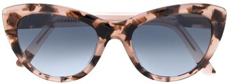 Vuarnet District 2003 cat-eye frame sunglasses