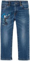 Dolce & Gabbana Mini Me boy regular fit jeans