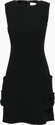 Victoria Beckham Crepe Mini Dress