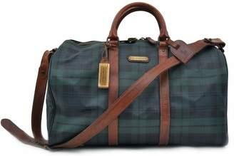Polo Ralph Lauren Green Cloth Travel bags